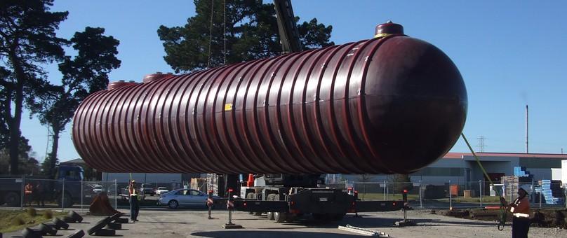 Petroleum Storage Tank Systems Greentank Fibreglass
